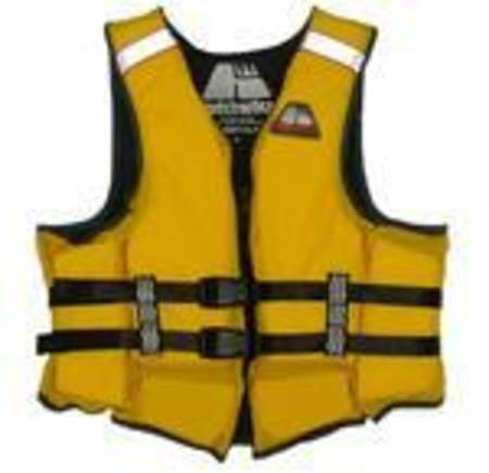 Aquavest Classic Buoyancy Vest - Adult/Med - persons 40kg+ - 85-110cm chest