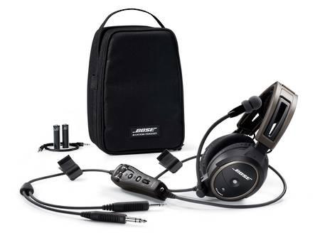 Bose A20 Fixed Wing Aviation Headset with Bluetooth 324843-3020 (New Stock due 8 Feb 2019)