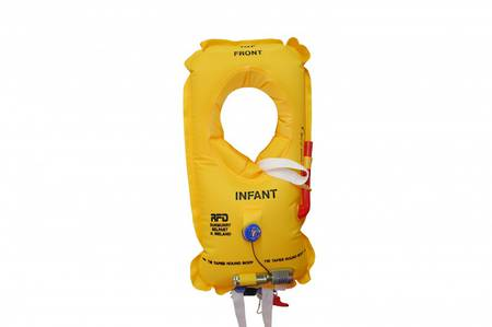 Beaufort 105 Mk 5 Infant Inflatable Aviation Lifejacket (10 Year) CAA Approved