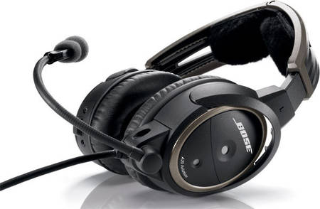 Bose A20 Aviation Headset - GA Without Blue Tooth 324843-2020