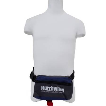 Hutchwilco Lifebelt SUP 150N pouch style inflatable  Life Jacket EN396