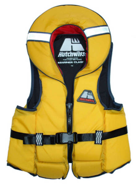 Mariner Classic Lifejacket - Junior - for persons 22-40kg - 55-75cm chest