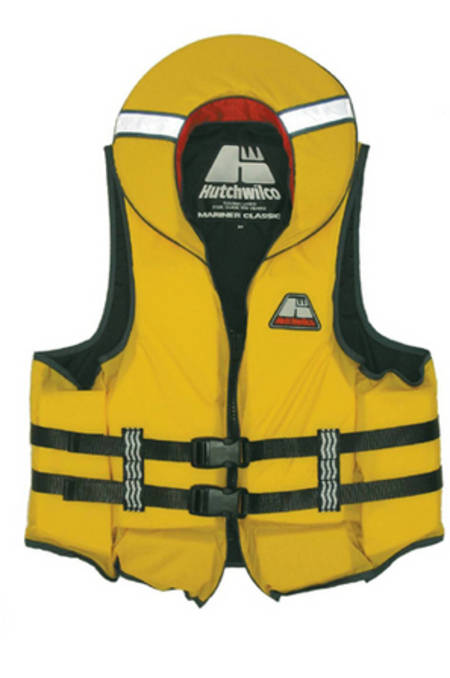 Mariner Classic Lifejacket - Adult/XXLarge - for persons 40kg+ - 128-150cm chest