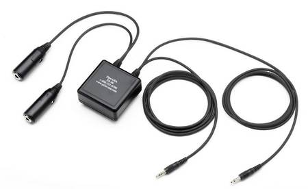 Adapter – GA headset to PC/Flight Sim and Airline Pax – PA96