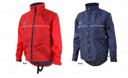 RFD Catalyst Inflatable Jacket  - Red