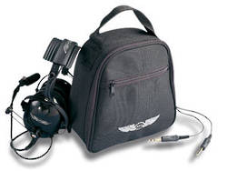 ASA Headset Bag - Single - Padded BAG-HS-1