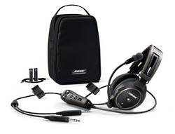 Bose A20 Fixed Wing Aviation Headset with Bluetooth 324843-3020