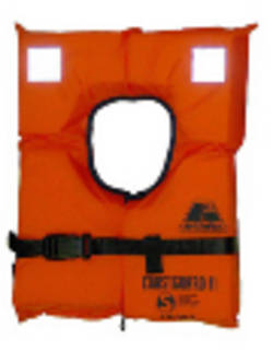 Coastguard II Lifejacket w/- Whistle  - Child Small - for persons 12-25kg