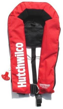 Hutchwilco Coastguard 170N Manual with Harness