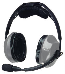 Pilot USA PA-2170T Lightweight Millenium GA Aviation Headset