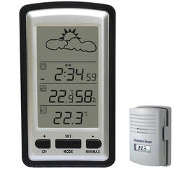 Tesa Wireless Temperature Station - WS1281