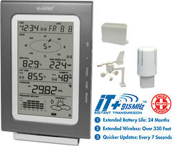 LaCrosse Professional Wireless Weather Centre - WS1516IT