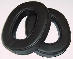 PILOT PA-21SLC Adhesive Backed Soft Leatherette Confor Foam Ear Seals