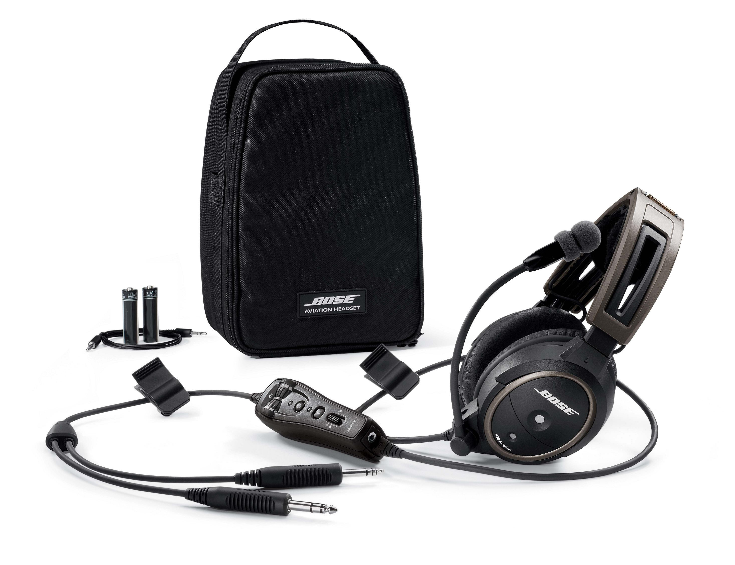 A20 Aviation Wireless Headset for Pilots   Bose