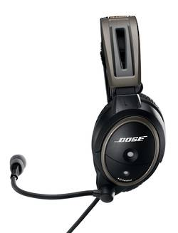 Bose A20 ANR Aviation Headset - Flexpower With Blue Tooth. 324843-3040