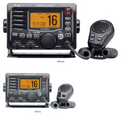 ICOM IC-M505 - 25W In-boat VHF w/- Hailer, Foghorn, Force5-Audio