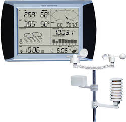 Tesa Wireless Weather Station with Touch Screen - WS 1081
