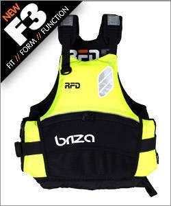 RFD BRIZA Type 405 Buoyancy Vest, 53N, Size: Adult Medium/Large