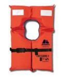 Coastguard II Lifejacket - Adult - for persons 40kg+